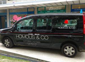 Restaurant Homous & Co